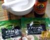 Polędwiczki z dorsza w sosie z zielonego pieprzu.