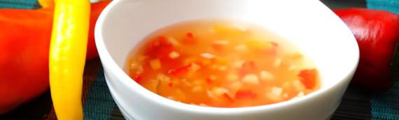 Słodko-pikantny sos chili