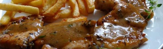Filet z kurczaka  …